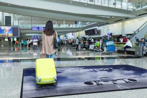 TAPIS LOGO PREMIUM AIRPORT