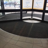 Porte Tambour avec produit circulaire