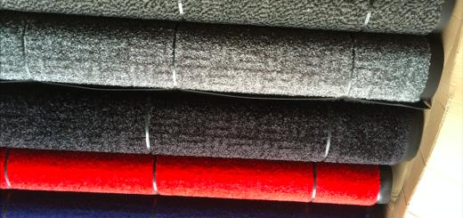 tapis entree sur mesure amazing dcoration tapis dans un salon toulon tissu surprenant tapis. Black Bedroom Furniture Sets. Home Design Ideas