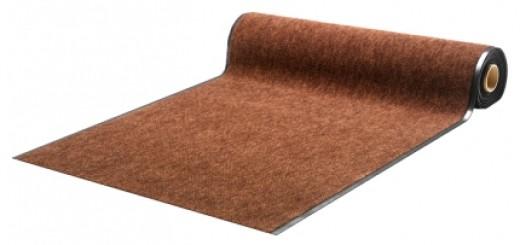 tapis au rouleau