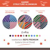 gamme tapis structure aluminium